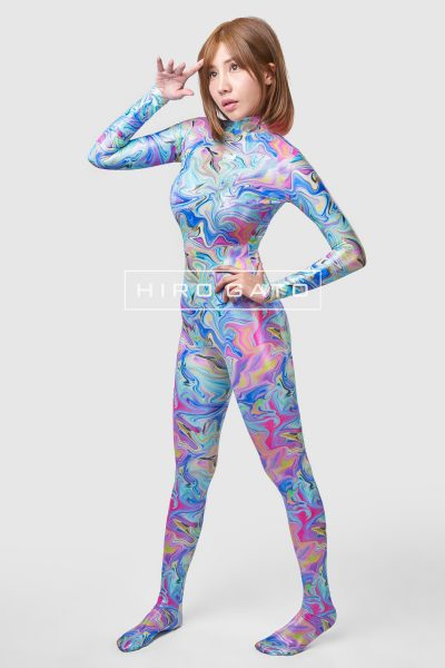 Trippy Catsuit